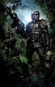 Guardia imperial dragones brimlock cazaorkos