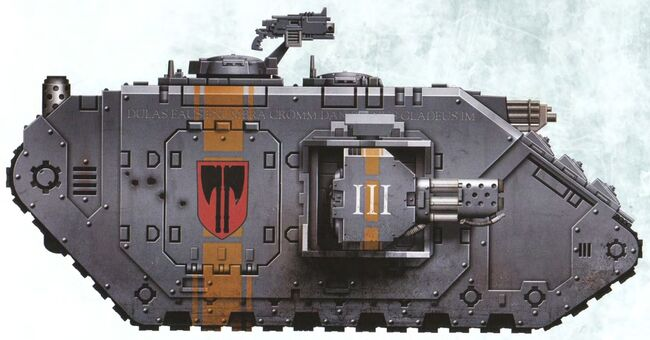 Land Raider Ejecutores