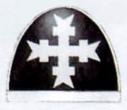 Simbolo templarios blancos