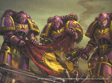 Veteranos de charosion hijos del emperador