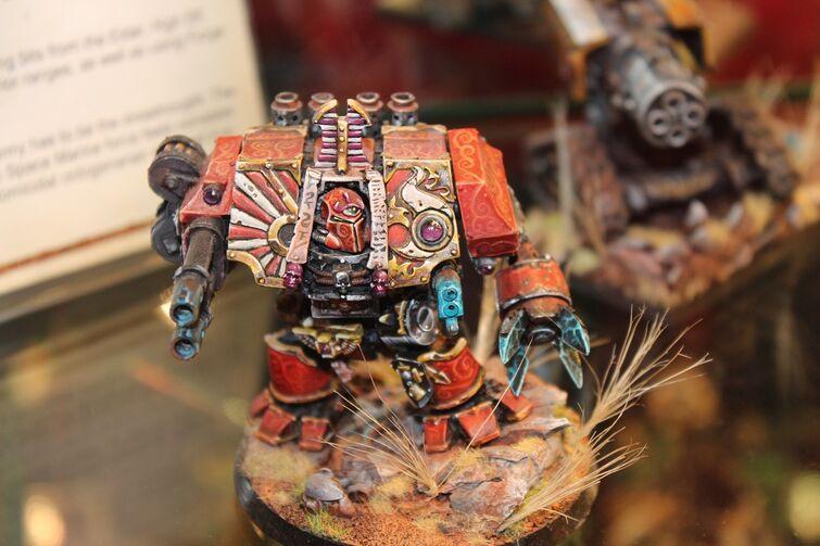 Warhammer World Nottingham Wikihammer Dreadnought Mil Hijos Herejía