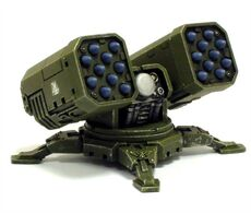 Plataforma defensa aerea