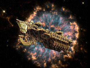 Ojo del terror nave wikihammer
