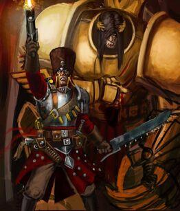 Ollanius Pius Emperador Warhammer 40k Wikihammer