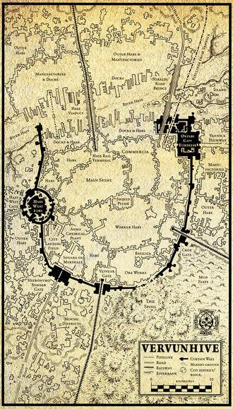 Mapa Colmena Vervun