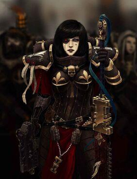 Sororita Hermana de batalla