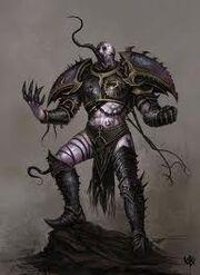 Caos Campeon slaanesh