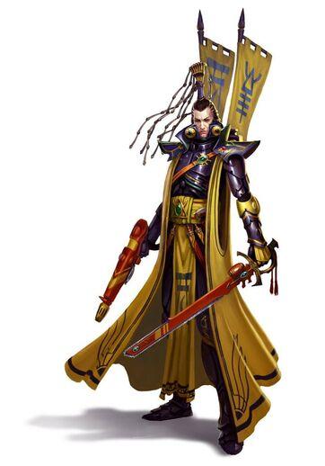 Eldar principe Yriel