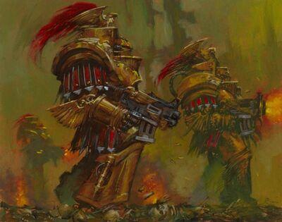 Imperio custodios exterminadores 01
