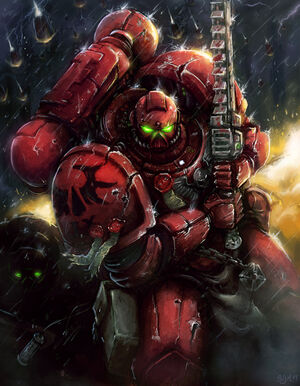 Angeles Sangrientos Blood Warhammer 40k wikihammer