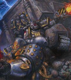 Caos guerreros de hierro (5)