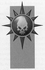 Emblema Sol Mortecino