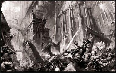 Guardia imperial batalla por Helix