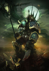 Caos legion alfa