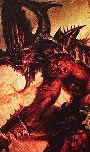 Chaos Demons Demonios Caos Codex 2013 Warhammer 40k Wikihammer