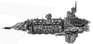 Gran Crucero clase Ejecutor