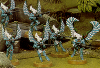 Halcones Cazadores Eldars 2ª Edición Miniaturas