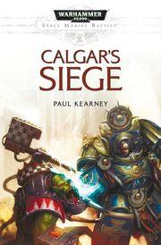 Novela Calgars Siege