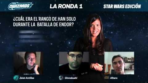 Qwizards Star Wars World Championship - Spanish Edition-1