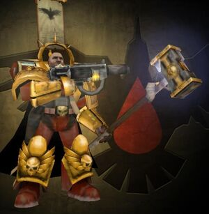 Armas de Indrick Boreale Wikihammer 40K