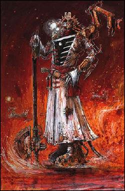 Lord Marius Hax Warhammer 40k Wikihammer
