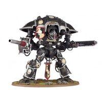 Miniatura Caballero de Obsidiana