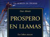 Prospero en Llamas (Novela)