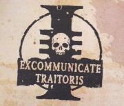 Simbolo excommunicate traitoris
