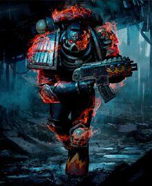 Legionario Legión de los Condenados