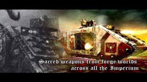 Warhammer Dawn of War - Grey Knights
