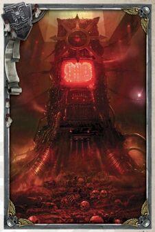 Mechanicum Cogitator Irradial wikihammer
