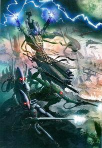 Mind War by MajesticChicken