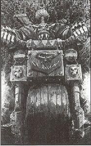 Motorizta Orkos 3ª edición ilustración