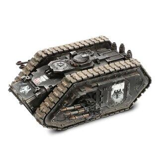 Tanque de Asalto Spartan Guardia del Cuervo