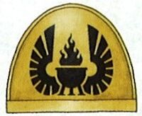Emblema Ángeles Vigilantes Wikihammer