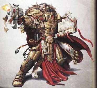 Inquisidor ordo Malleus wikihammer