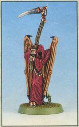 Mortarion Primarca Demonio Guardia de la Muerte Nurgle Epic miniatura