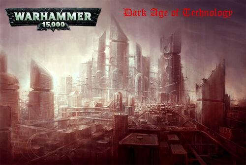 Warhammer era oscura tecnologia