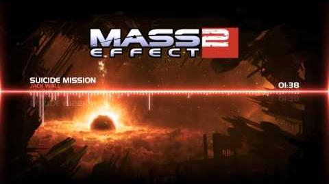 """Mass Effect 2"" Soundtrack - Suicide Mission by Jack Wall-1441701214"