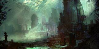 Abandoned Hive City