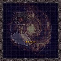 Bakka Galactic Map
