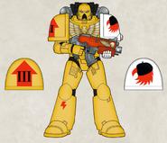 Jhorkutai Marine Táctico Halcones Solares