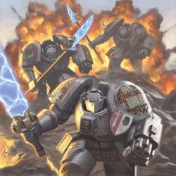 Marines caballeros grises armas nemesis