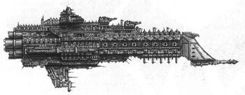 Crucero de Batalla clase Soberano