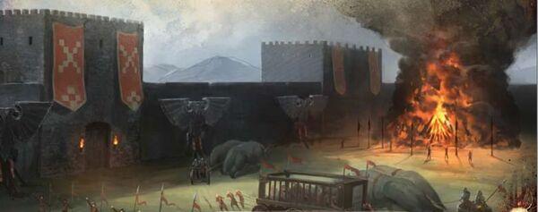 Mundo feudal imperio