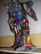 Titan Reaver 12 Acabado 03 Escenografia Wikihammer