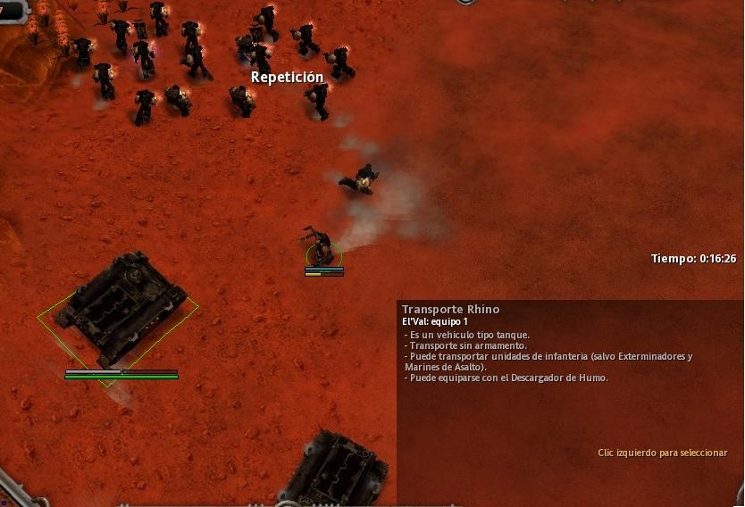 45 Han perdido su base, pero los supervivientes siguen dispuestos a luchar.