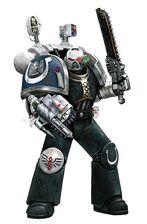 Guardianes de la Muerte Apotecario Ultramarines Ordo Xenos Wikihammer