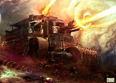 Orkos fortaleza batalla