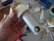 Titan Reaver 9 Destructor Laser 1 3 Brazo y Hombro